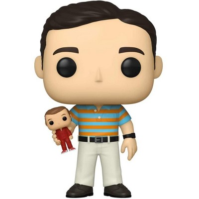 Funko The 40-Year-Old Virgin Funko POP Vinyl Figure | Andy Stitzer Chase