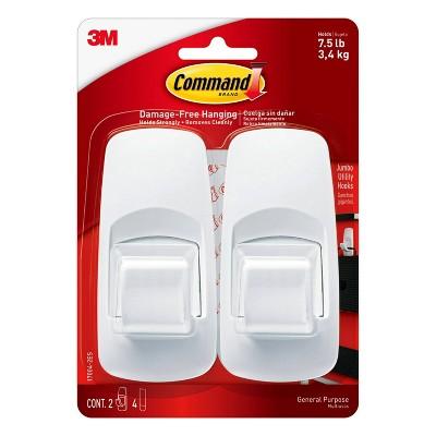 Command Jumbo Utility Value Pack