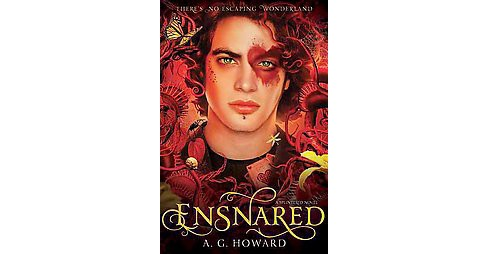 Ensnared (Hardcover) (A. G. Howard) - image 1 of 1