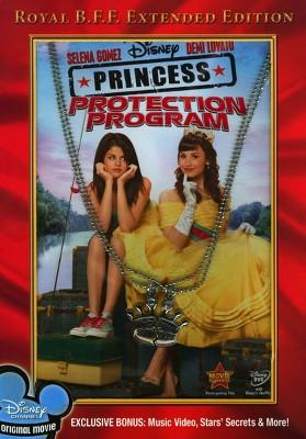 Princess Protection Program (Royal B.F.F. Extended Edition) (DVD)