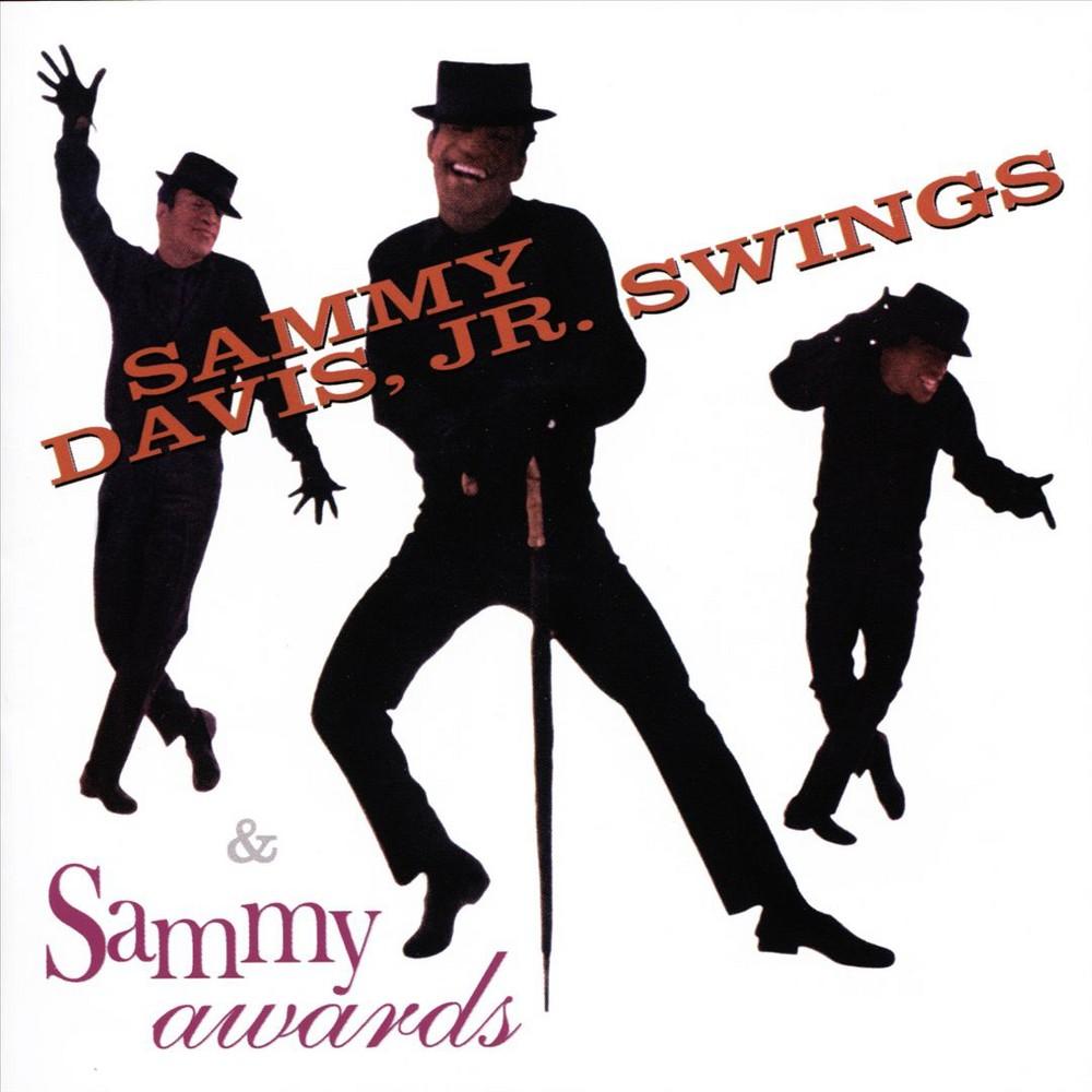 Sammy Jr. Davis - Sammy Swings/Sammy Awards (CD)