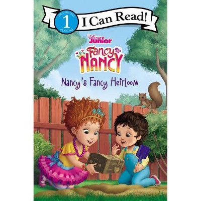 Disney Junior Fancy Nancy: Nancy's Fancy Heirloom - (I Can Read Level 1) by  Marisa Evans-Sanden (Paperback)