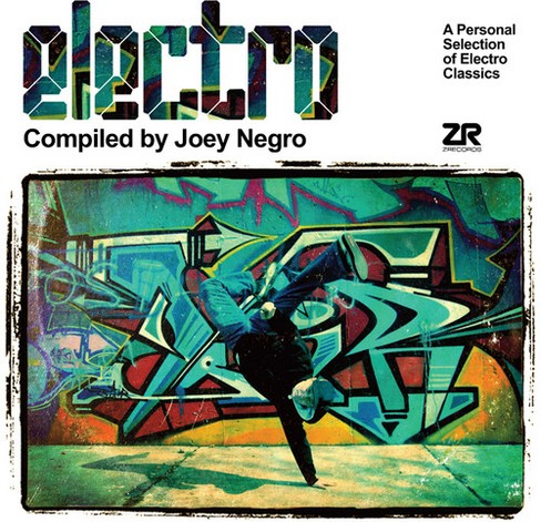 Joey Negro - Electro:Personal Selection Of Electro (CD) - image 1 of 1