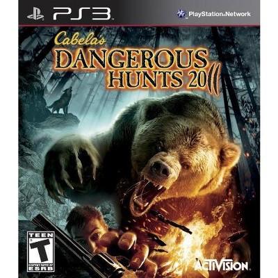 Cabela's Dangerous Hunts 2011 - PlayStation 3