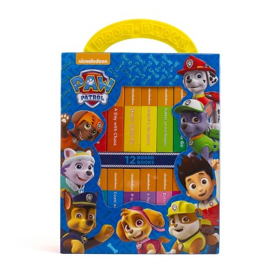 PAW Patrol : My First Library 12 Block Set (Board Book)