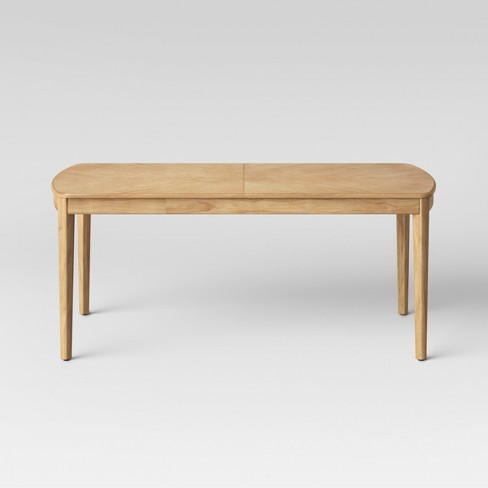 """72"""" Corella Wood Dining Table - Natural - Opalhouse™ - image 1 of 5"""