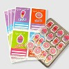 16ct Valentines Scented Strawberry Treat Erasers - image 3 of 3
