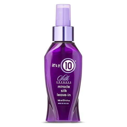It's A 10 Silk Express Leave-In Conditioner - 4 fl oz - image 1 of 1