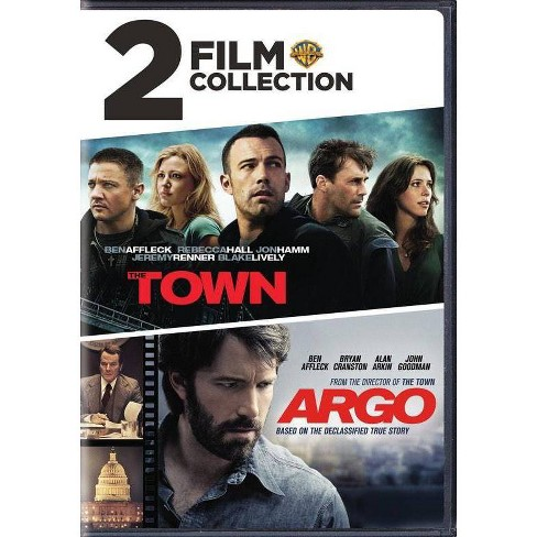 Argo / The Town (DVD) - image 1 of 1