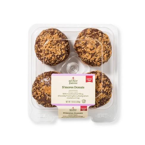 Mini S'mores Donuts - 7.05oz - Archer Farms™ - image 1 of 1