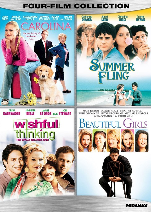 Four film collection romantic comedy (DVD) - image 1 of 1