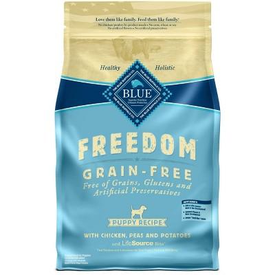 Dog Food: Blue Buffalo Freedom Puppy