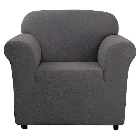 Stretch Leaf Chair Slipcover Sure Fit Target