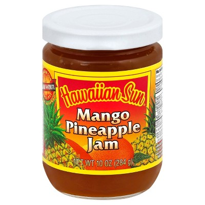Hawaiian Sun Mango Pineapple Jam - 10oz