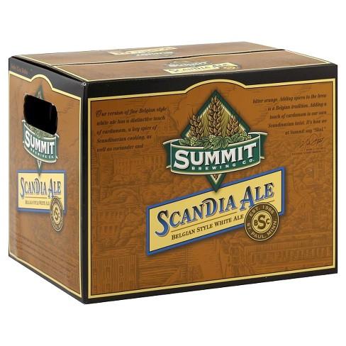 Summit® Scandia Ale - 12pk / 12oz Bottles - image 1 of 1