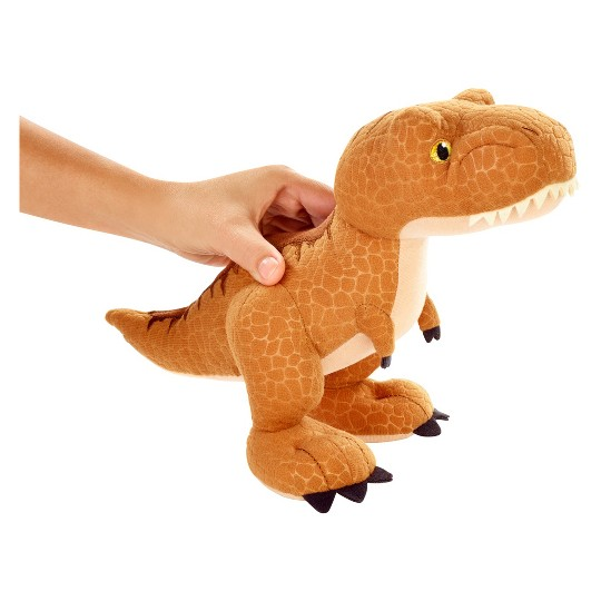 Jurassic World Plush Tyrannosaurus Rex image number null