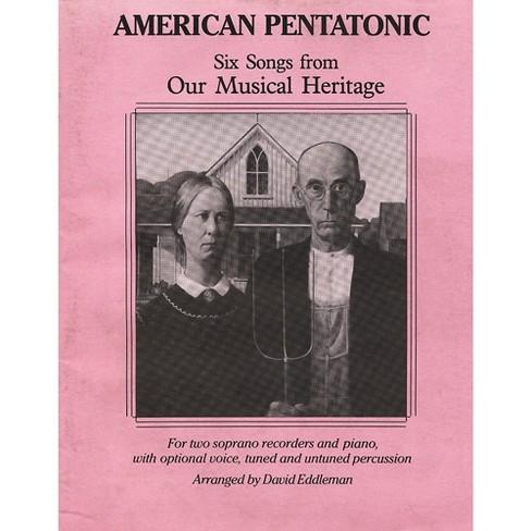 Sweet Pipes American Pentatonic - image 1 of 1