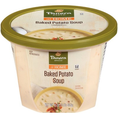 Panera Bread Gluten Free Baked Potato Soup - 16oz