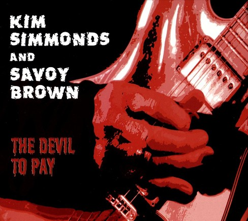 Kim simmonds - Devil to pay (CD) - image 1 of 1
