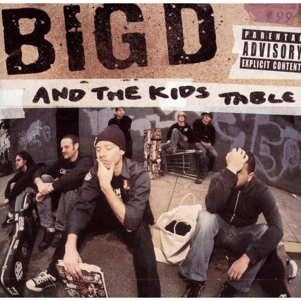 Bid D - How It Goes (Vinyl)