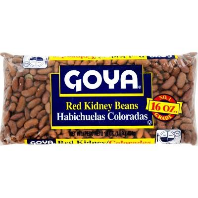 Beans: Goya Red Kidney Beans