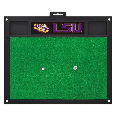 NCAA LSU Tigers Fan mats Golf Hitting Mat