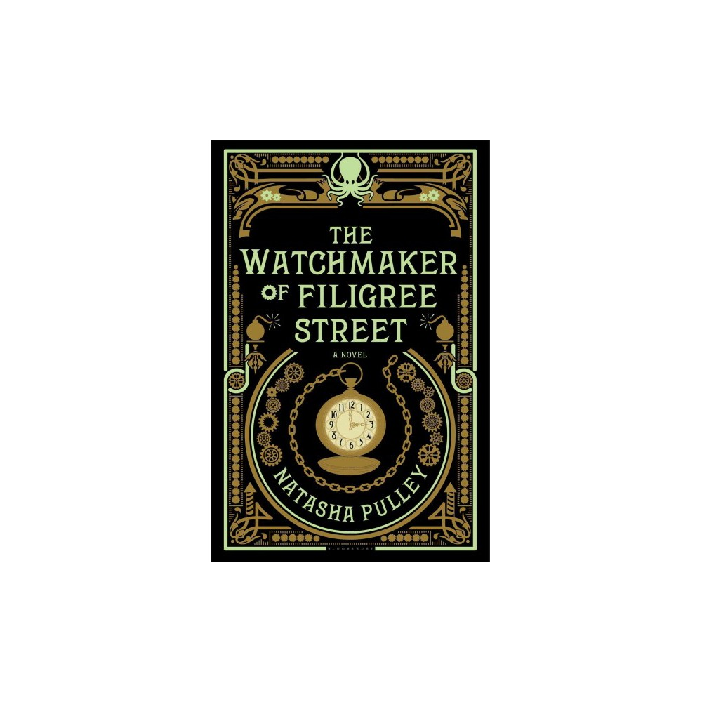 The Watchmaker of Filigree Street (Hardcover)