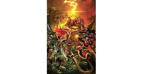 He-Man, the Eternity War 1 (Paperback) (Rob David & Dan Abnett) - image 1 of 1