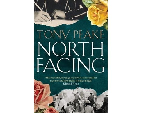 North Facing -  by Tony Peake (Paperback) - image 1 of 1