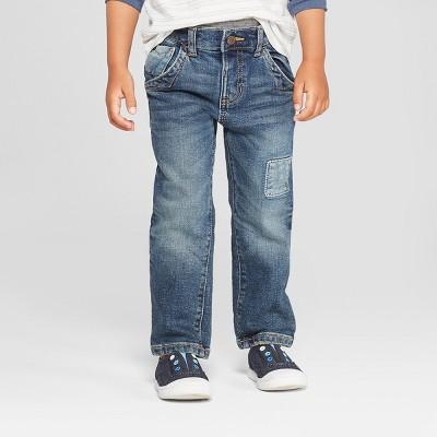 Genuine Kids® from OshKosh Toddler Boys' Skinny Jeans - Medium Wash 18M