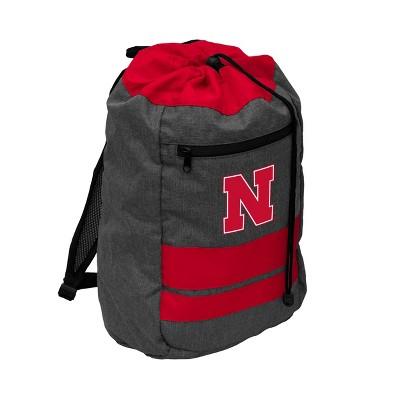 NCAA Logo Brands Journey Drawstring Bag