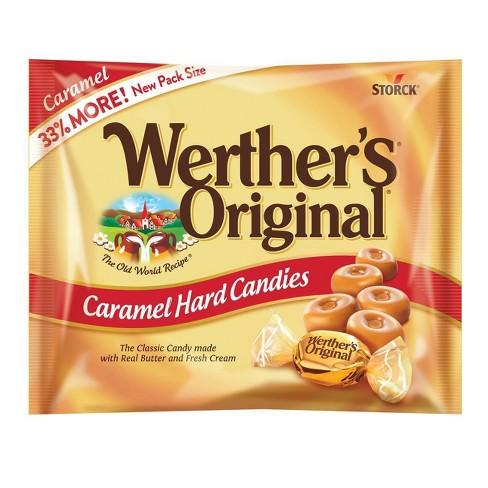 Werther's Original Caramel Hard Candies - 12oz - image 1 of 3
