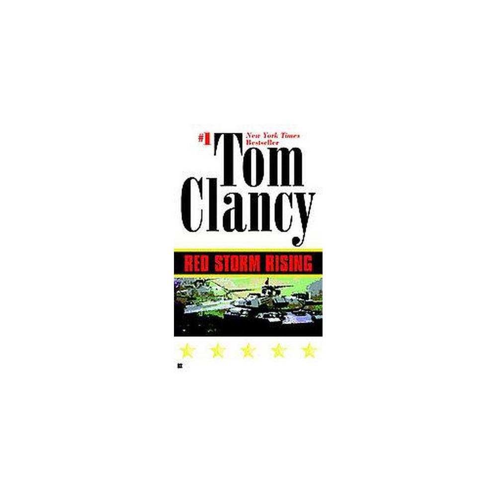 Red Storm Rising (Reprint) (Paperback) (Tom Clancy)