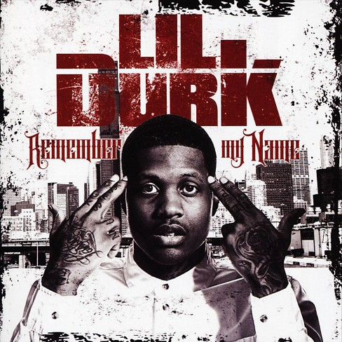 Lil durk - Remember my name (CD) - image 1 of 1