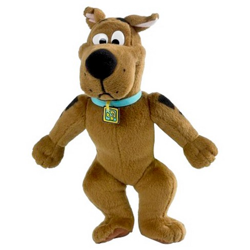 Quest Scooby Doo Plush Standing Scooby Character Doll - image 1 of 1