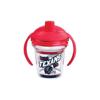 Tervis NFL Houston Texans Born A Fan 6oz Sippy Cup with Lid