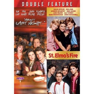 About Last Night / St. Elmo's Fire (DVD)(2010)