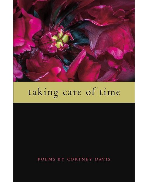 Taking care of time (Paperback) (Cortney Davis) - image 1 of 1