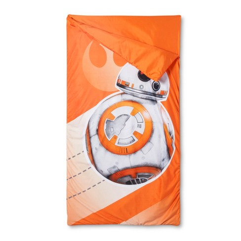 Star Wars BB-8 Orange Sleeping Bag - image 1 of 2