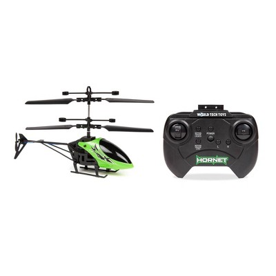 World Tech Hornet Glow in the Dark 2CH IR Helicopter
