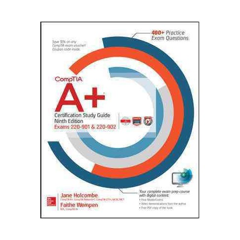 Comptia A+ Certification (Exams 220-901 & 220-902) (Paperback ...