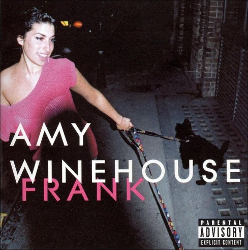 Amy Winehouse - Frank (US) [Explicit Lyrics] (CD) - image 1 of 2