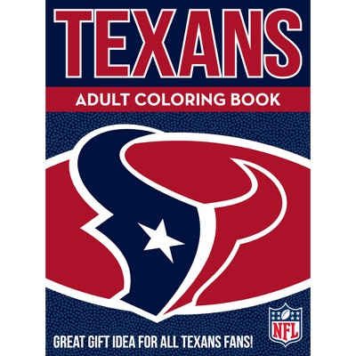 NFL In The Sports Zone Adult Coloring Book