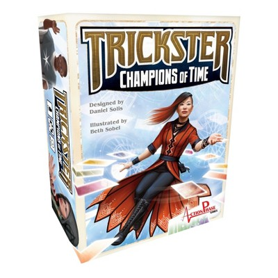Trickster Champions of Time Board Game