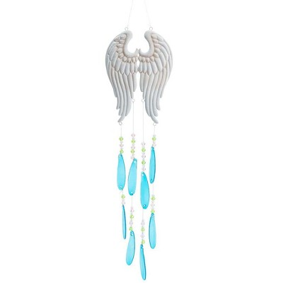Wind & Weather Angel Wings Wind Chime