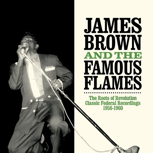 James brown - Roots of revolution (Vinyl) - image 1 of 1