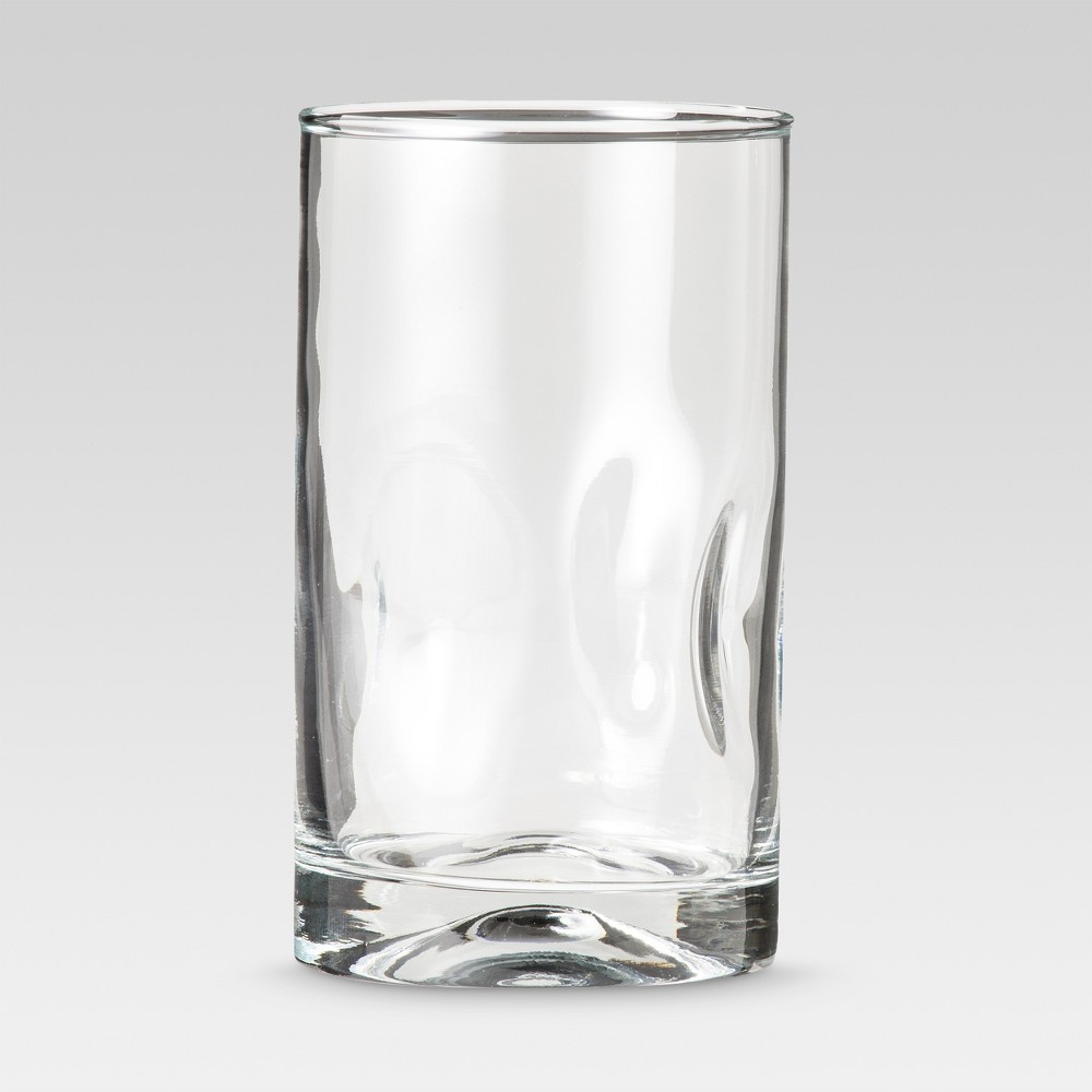Image of 10oz 4pk Glass Telford Tumblers - Threshold , Clear