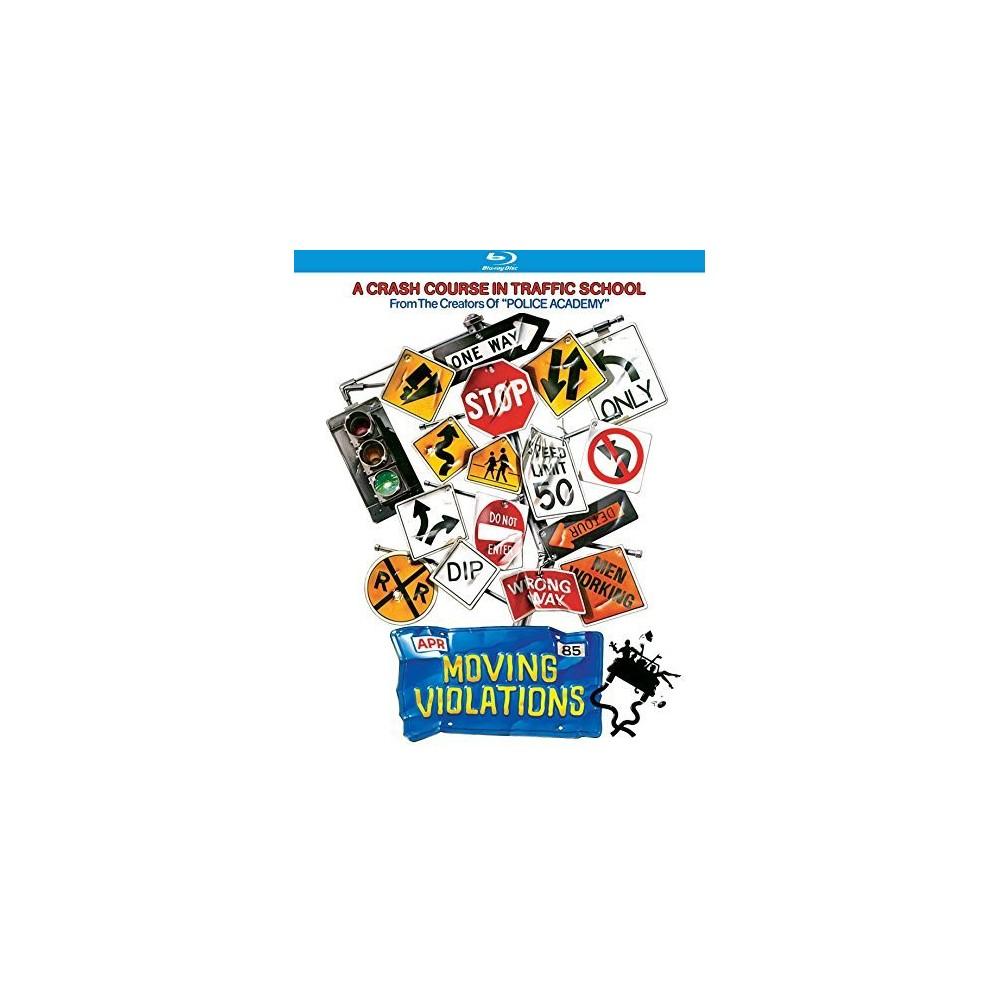 Moving Violations (Blu-ray)