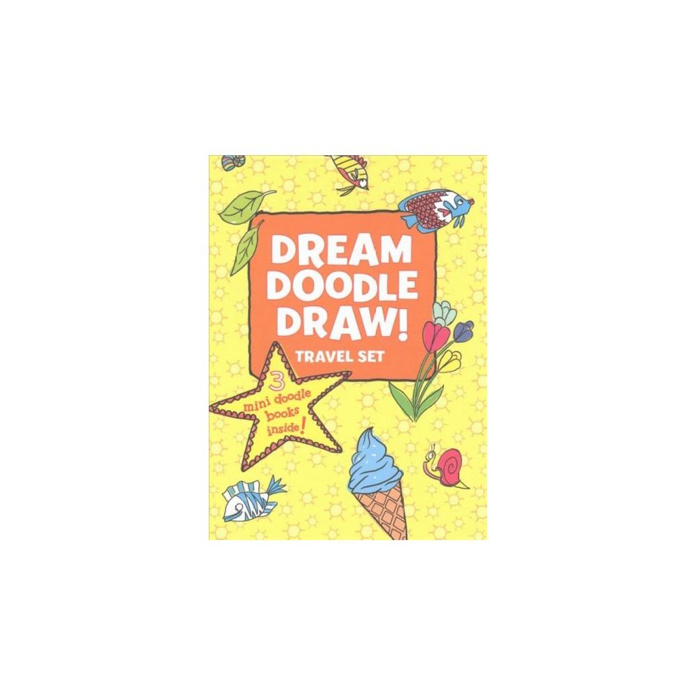 Dream Doodle Draw! Travel Set (Paperback)
