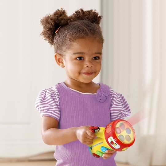 VTech Spin and Learn Color Flashlight image number null
